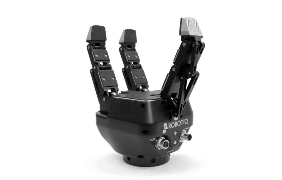 3-Finger Adaptive Robot Gripper