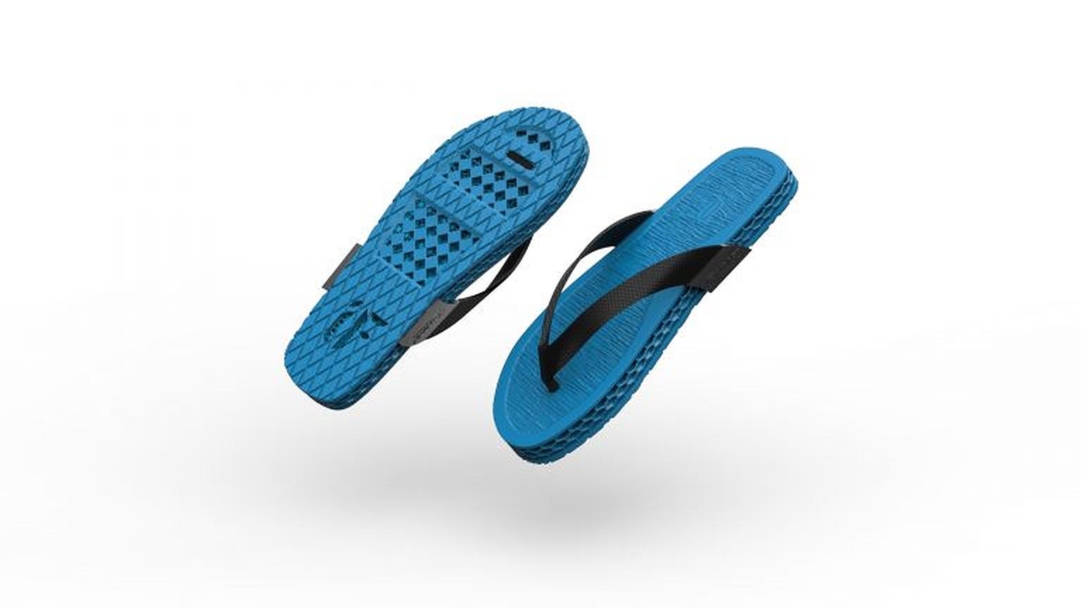 Custom Latticed-Based Flip Flops for Consumers